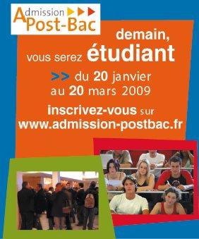 Admission Post-Bac : début des phases d'admission en vue d'une ...