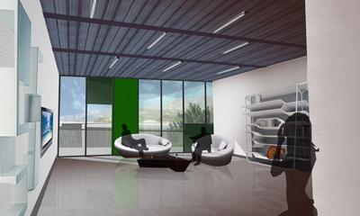 Exposition Opération Campus, Aix-Marseille projet 1